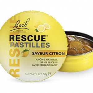 Pastille Rescue Citron
